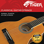 Classical Guitar Strings - Normal Tension Nylon Strings - Anti Rust