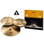 Stagg AXK Copper Steel Alloy Cymbal Set