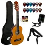 Beginners 1/4 Size Classical Guitar Package