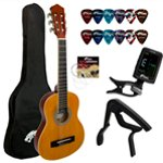 Beginners 4/4 Size Classical Guitar Package