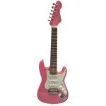 B GRADE - Encore E375 Pink Kids 3/4 Size Electric Guitar Pack
