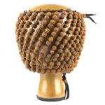 World Rhythm Fibreglass Gourd Shekere - Brown (B-GRADE ITEM)