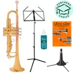 Odyssey Student Bb Trumpet - Including Accessories Pack