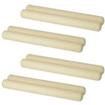 Theodore Wooden Claves - 4  Pairs of Quality Rhythm Sticks