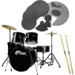 Tiger Full Size Drum Kit Pack