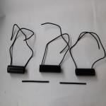 Ebay Item - 3 Hand Percussion Chime Bars in Black with Carry Handle and Beaters