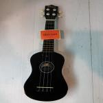 Ebay Item - Tiger Black Beginner Soprano Ukulele