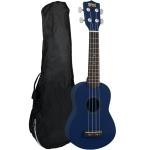 Ebay Item - Mad About Beginner Blue Soprano Ukulele - Left handed