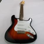 Ebay Item - Rockburn Sunburst Electric Guitar - Imperfections