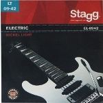 Stagg Nickel Light Electric Guitar Strings Set