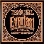 Ernie Ball Everlast Acoustic Strings Phosphor Bronze