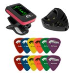 Tiger Guitar Picks and Tuner Pack