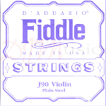 D\\'\\'Addario Fiddle Violin String Set 4/4