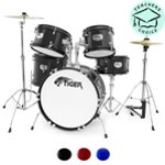 Tiger Junior Drum Kits - 5 Piece
