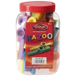 Stagg pack of 30 Coloured Kazoos