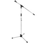 Tiger Boom Microphone Stand Chrome and FREE Clip
