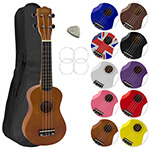 Childrens Ukulele for Beginners - FREE Uke Bag