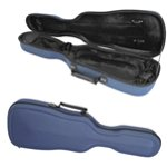 Theodore Blue Semi-Rigid Violin Hard Cases