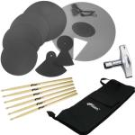 Tiger Beginners Drum Kit Accessory Pack