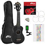 Soprano Ukulele Kit Beginners Pack