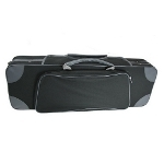 GSJ 4/4 Black/Grey Oblong Violin Case