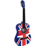 Martin Smith 3/4 Union Jack Classical Guitar Pack