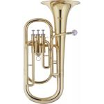 Stagg Bb Baritone Horn with Case