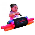 Boomwhacker Tube Holder Tote Bag