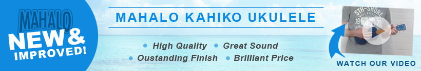Mahalo Kahiko Ukuleles