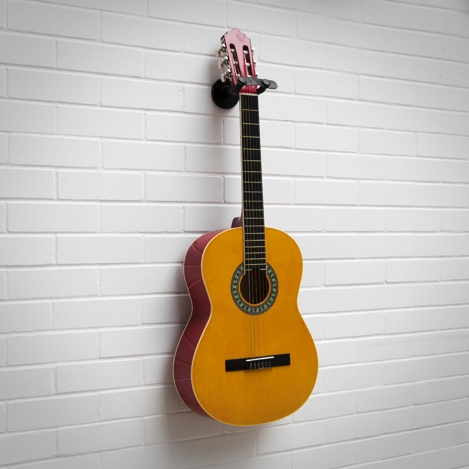 Tiger Guitar Wall Hanger - 3 Pack - Electric/Acoustic/Classical/Bass - 7