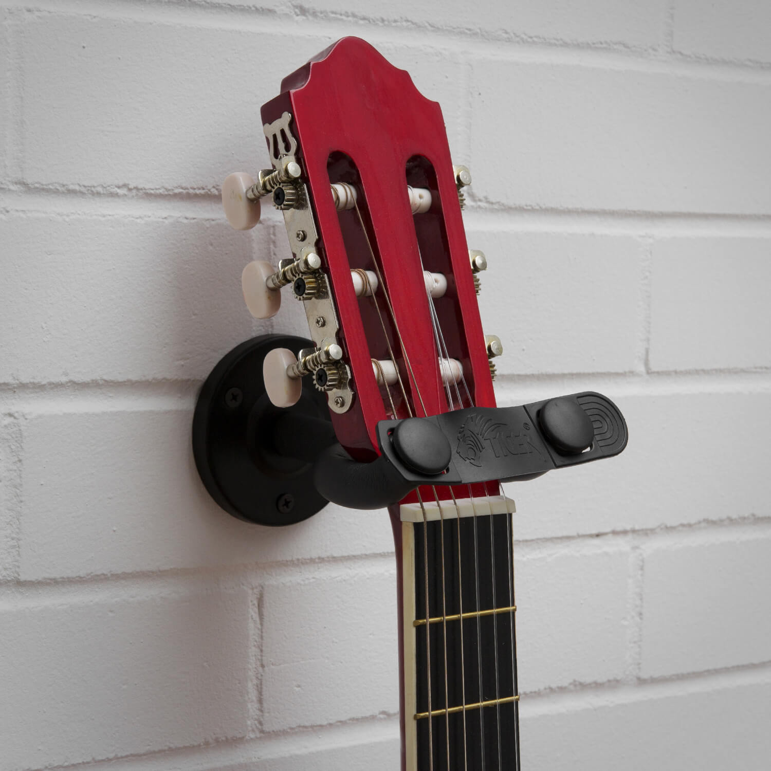 Tiger Guitar Wall Hanger - 3 Pack - Electric/Acoustic/Classical/Bass - 8