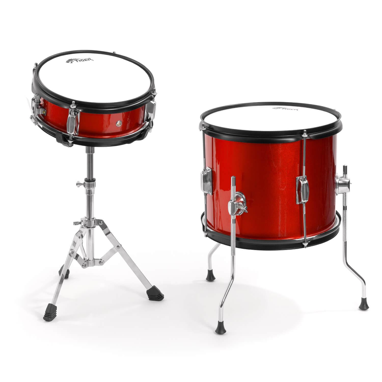 Tiger Junior Drum Kit For Kids 5 Piece Childrens Drum