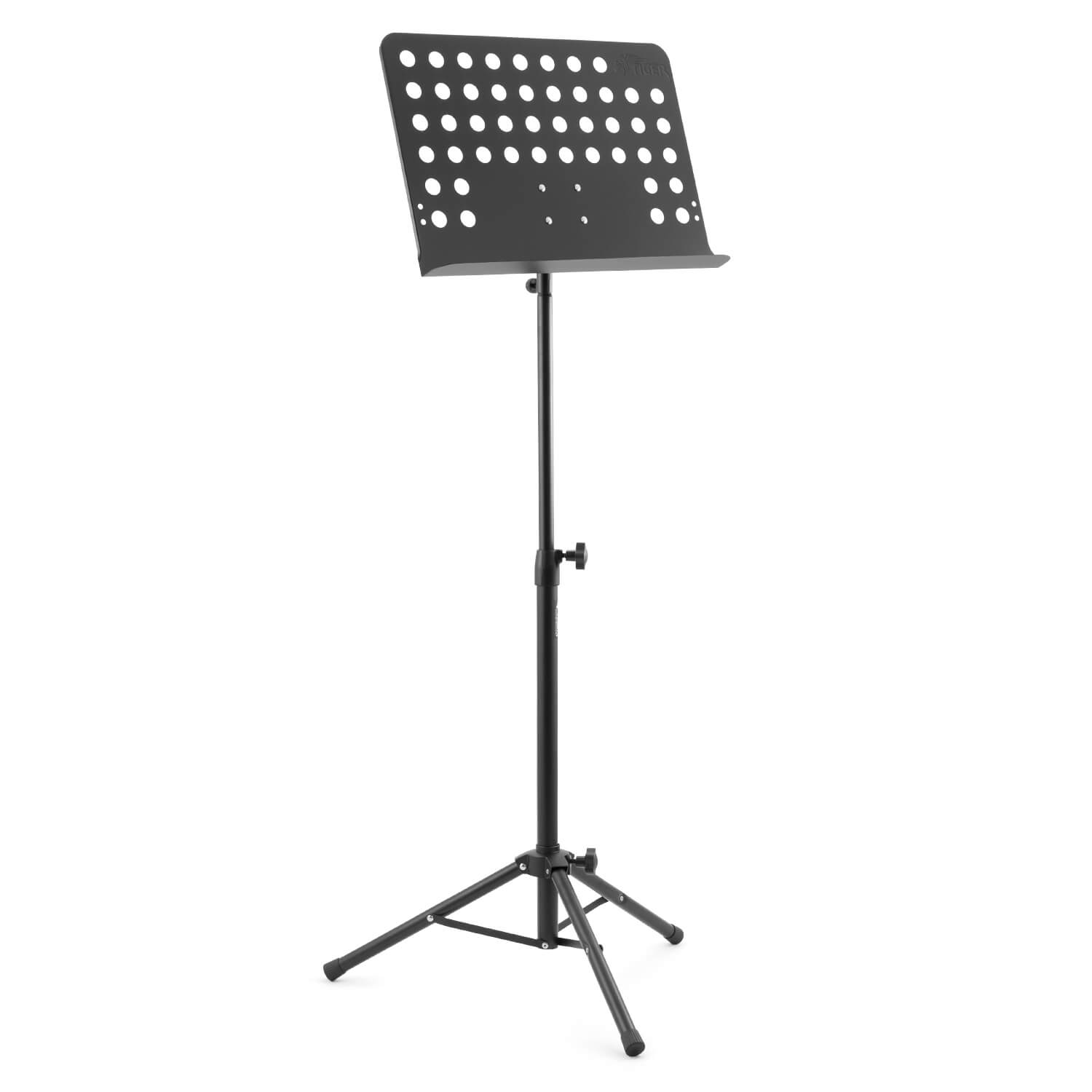 heavy duty orchestral conductor sheet music stand by tiger ebay. Black Bedroom Furniture Sets. Home Design Ideas