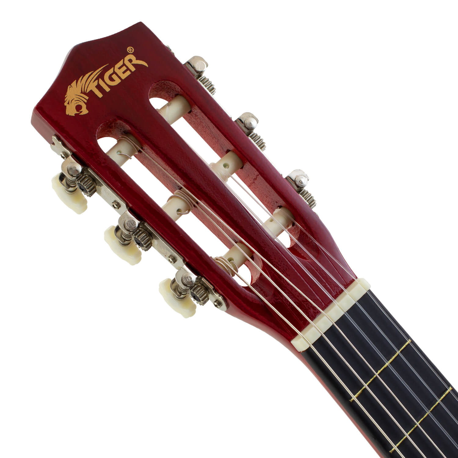 Tiger-Childrens-1-2-Size-Classical-Guitar-Package-Red-amp-Blue