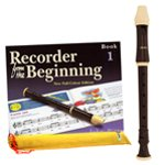 Aulos School Recorder Package 205A