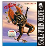 Alice Electric Guitar Strings Super Light - 0.009 - 0.042