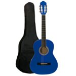 Jasmin Childrens 3/4 Size Classical Guitar Package – Blue