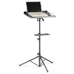 Stagg Computer Stand  with Extra Table