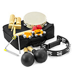 10 Player Classroom Percussion Pack with Carry Bag