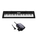 Casio CTK-3500 School Keyboard with Mains Power Adaptor