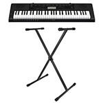 Casio CTK-3500 School Keyboard with Tiger X-Frame Stand
