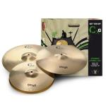 Stagg CXG-SET Brass Starter Cymbal Set