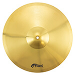 "Tiger 16"" Beginners Crash Cymbal – Ideal Add On for Starter Drum kits"