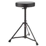 Stagg Black Single Braced Drum Throne