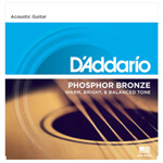 D\\'\\'Addario Phosphor Bronze Acoustic Guitar Strings