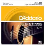 D\\'\\'Addario 12-56 Acoustic Guitar Strings