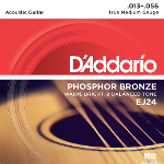 D\\'\\'Addario 13-56 Acoustic Guitar Strings