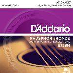 D\\'\\'Addario 10-27 Acoustic Guitar Strings