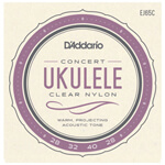 D\\'\\'Addario Pro-Arté Custom Extruded Concert Ukulele Strings