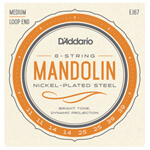 D\\'\\'Addario Nickel Mandolin Strings